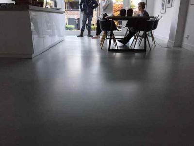 Nobello betongietvloer keuken
