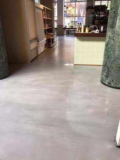Onderhoud Nobello betonlook