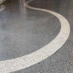 Patronen terrazzo Nobello vloer
