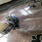 Terrazzo mozaiek vloer onderhoud